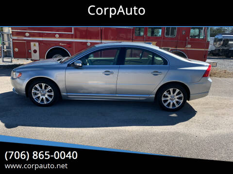 2011 Volvo S80 for sale at CorpAuto in Cleveland GA