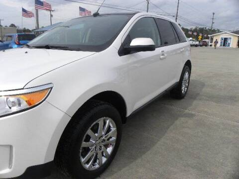 2016 Ford Escape for sale at VANN'S AUTO MART in Jesup GA