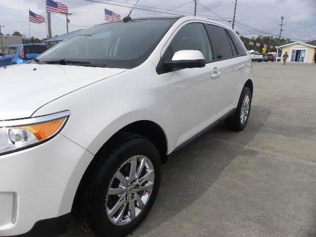 2016 Ford Escape for sale at VANN'S AUTO MART in Jesup GA