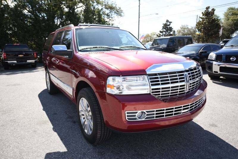2014 Lincoln Navigator for sale at Grant Car Concepts in Orlando FL