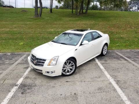 2011 Cadillac CTS for sale at FAYAD AUTOMOTIVE GROUP in Pittsburgh PA