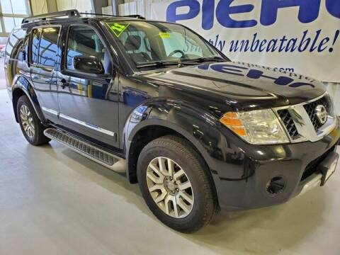 2011 Nissan Pathfinder for sale at Piehl Motors - PIEHL Chevrolet Buick Cadillac in Princeton IL