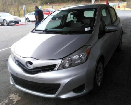 2012 Toyota Yaris for sale at Pars Auto Sales Inc in Stone Mountain GA