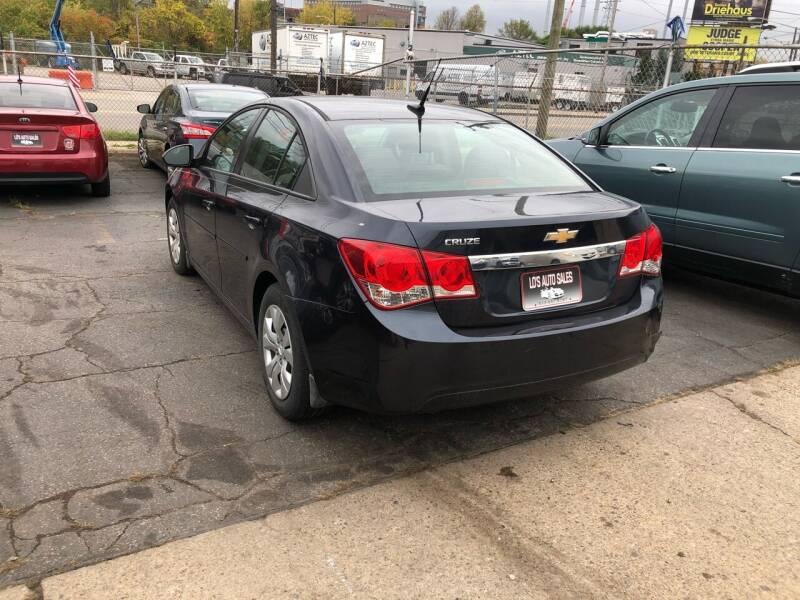 2014 Chevrolet Cruze LS Auto 4dr Sedan w/1SB - Cincinnati OH