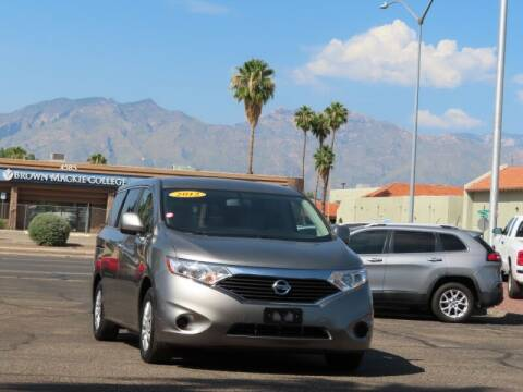 2012 Nissan Quest for sale at Jay Auto Sales in Tucson AZ