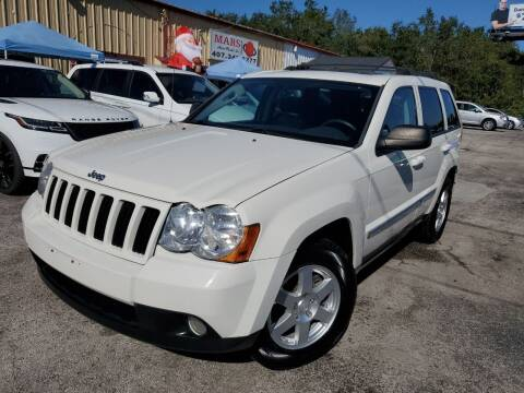 2010 Jeep Grand Cherokee for sale at Mars auto trade llc in Kissimmee FL