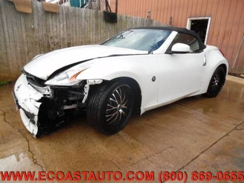 2010 Nissan 370Z for sale at East Coast Auto Source Inc. in Bedford VA