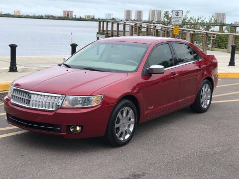 2007 Lincoln MKZ for sale at Orlando Auto Sale in Port Orange FL