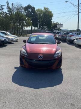 2011 Mazda MAZDA3 for sale at Elite Motors in Knoxville TN
