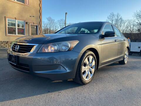 2008 Honda Accord for sale at Euro 1 Wholesale in Fords NJ