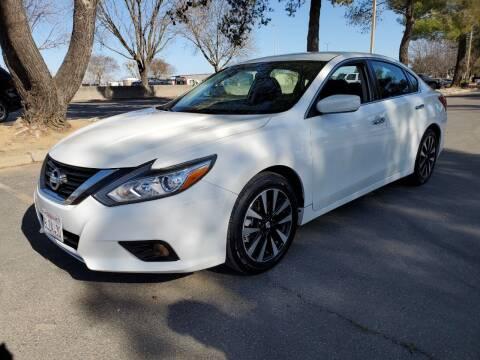 2018 Nissan Altima for sale at Matador Motors in Sacramento CA
