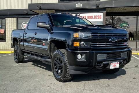 2017 Chevrolet Silverado 2500HD for sale at Michaels Auto Plaza in East Greenbush NY