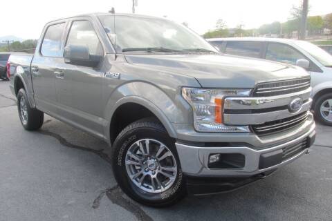2020 Ford F-150 for sale at Tilleys Auto Sales in Wilkesboro NC