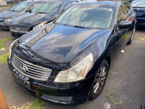 2007 Infiniti G35 for sale at Auto Legend Inc in Linden NJ