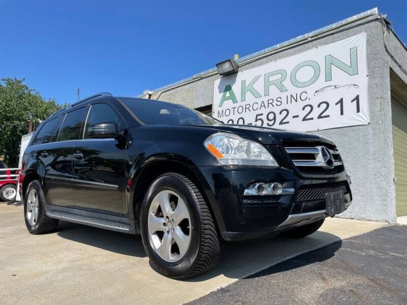 2011 Mercedes-Benz GL-Class for sale at Akron Motorcars Inc. in Akron OH