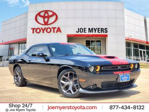 2019 Dodge Challenger for sale at Joe Myers Toyota PreOwned in Houston TX