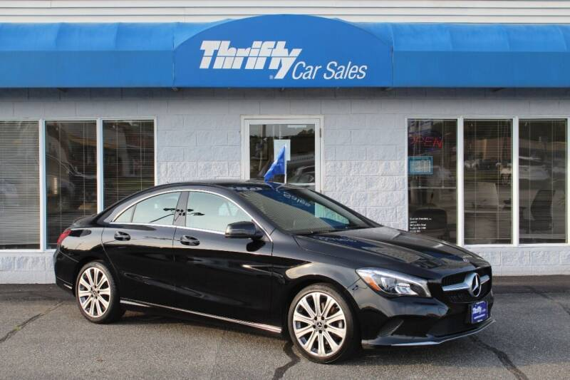 2018 Mercedes-Benz CLA for sale at Thrifty Car Sales Westfield in Westfield MA