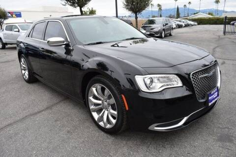 2018 Chrysler 300 for sale at DIAMOND VALLEY HONDA in Hemet CA
