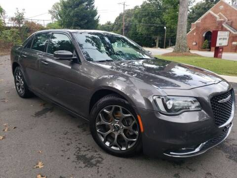 2017 Chrysler 300 for sale at McAdenville Motors in Gastonia NC