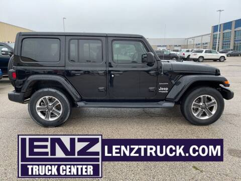 2019 Jeep Wrangler Unlimited for sale at Lenz Auto - Coming Soon in Fond Du Lac WI