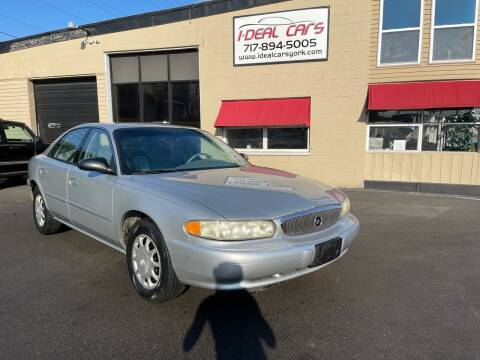 2004 Buick Century for sale at I-Deal Cars LLC in York PA