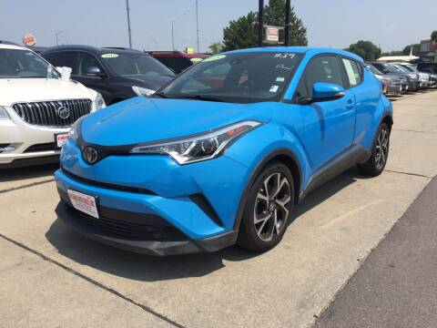 2019 Toyota C-HR for sale at De Anda Auto Sales in South Sioux City NE