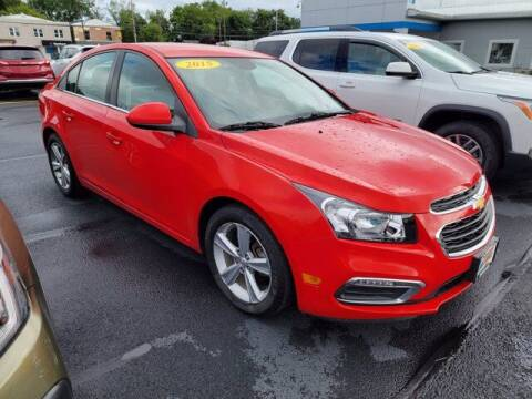 2015 Chevrolet Cruze for sale at Frenchie's Chevrolet and Selects in Massena NY