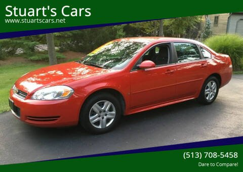 2009 Chevrolet Impala for sale at Stuart's Cars in Cincinnati OH