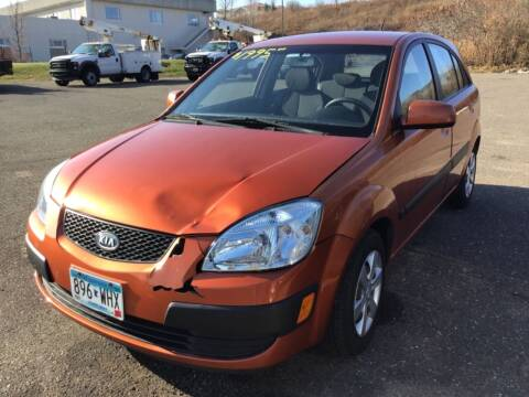 2008 Kia Rio5 for sale at Sparkle Auto Sales in Maplewood MN