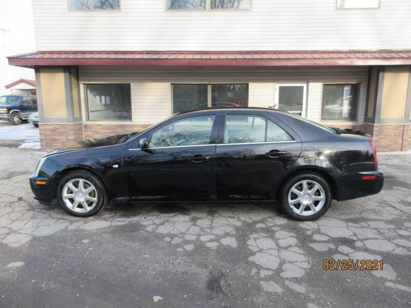 2006 Cadillac STS for sale at Settle Auto Sales TAYLOR ST. in Fort Wayne IN