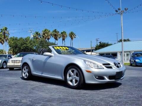 2006 Mercedes-Benz SLK for sale at Select Autos Inc in Fort Pierce FL