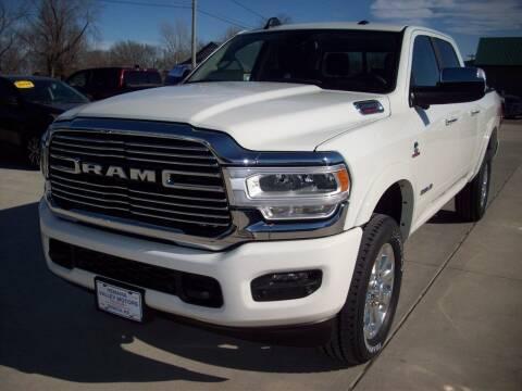 2021 RAM Ram Pickup 2500 for sale at Nemaha Valley Motors in Seneca KS