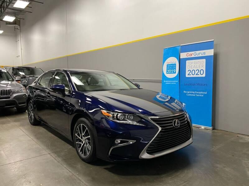 2016 Lexus ES 350 for sale at Loudoun Motors in Sterling VA