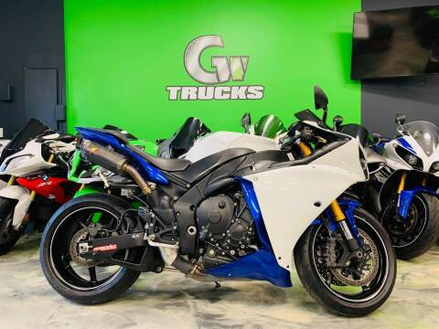 2014 Yamaha YZF R1 for sale at Greenway Auto Sales in Jacksonville FL