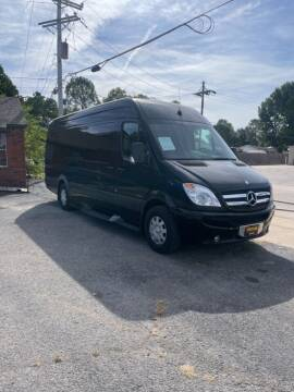 2011 Mercedes-Benz Sprinter Cargo for sale at LEE AUTO SALES in McAlester OK