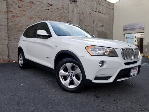 2011 BMW X3 for sale at GTR Auto Solutions in Newark NJ