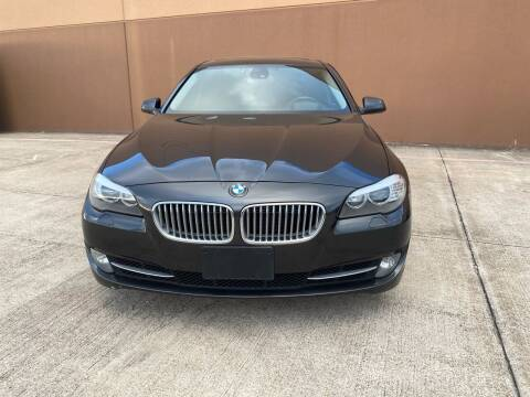 2011 BMW 5 Series for sale at ALL STAR MOTORS INC in Houston TX