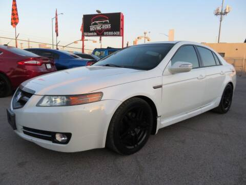 2007 Acura TL for sale at Moving Rides in El Paso TX
