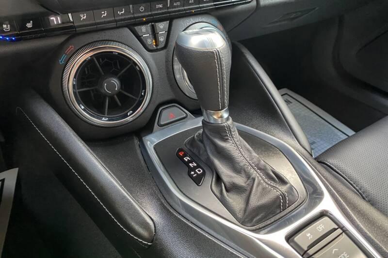 2017 Chevrolet Camaro SS 2dr Coupe w/2SS - East Greenbush NY