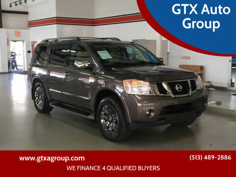 2015 Nissan Armada for sale at UNCARRO in West Chester OH