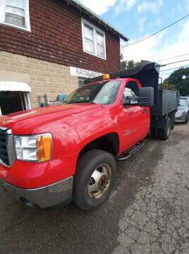 2008 GMC Sierra 3500HD for sale at A Better Deal in Port Murray NJ