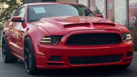 2014 Ford Mustang for sale at Auto Imports in Houston TX