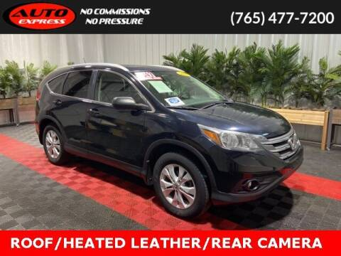 2013 Honda CR-V for sale at Auto Express in Lafayette IN