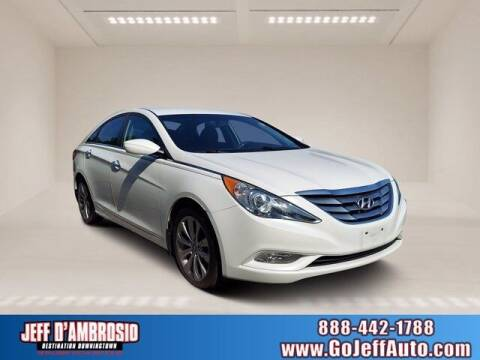 2012 Hyundai Sonata for sale at Jeff D'Ambrosio Auto Group in Downingtown PA
