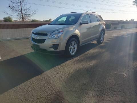 2010 Chevrolet Equinox for sale at Sooner Automotive Sales & Service LLC in Peoria AZ