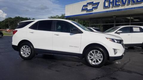 2021 Chevrolet Equinox for sale at Whitmore Chevrolet in West Point VA