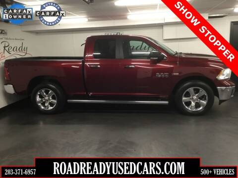 2017 RAM Ram Pickup 1500 for sale at Road Ready Used Cars in Ansonia CT