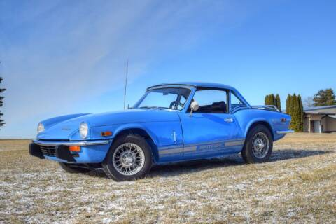 1973 Triumph Spitfire for sale at Hooked On Classics in Watertown MN