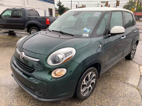 2014 FIAT 500L for sale at Diana Rico LLC in Dalton GA