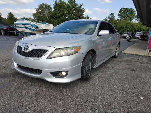 2011 Toyota Camry for sale at Cruisin' Auto Sales in Madison IN